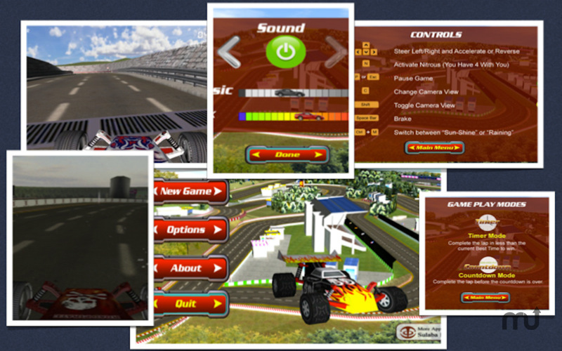 Screenshot 5 for Circuit Racer