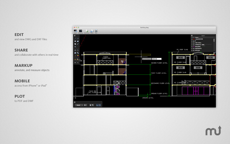 Screenshot 1 for AutoCAD WS
