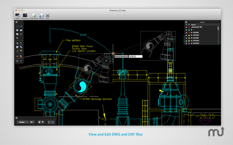 Screenshot 3 for AutoCAD WS