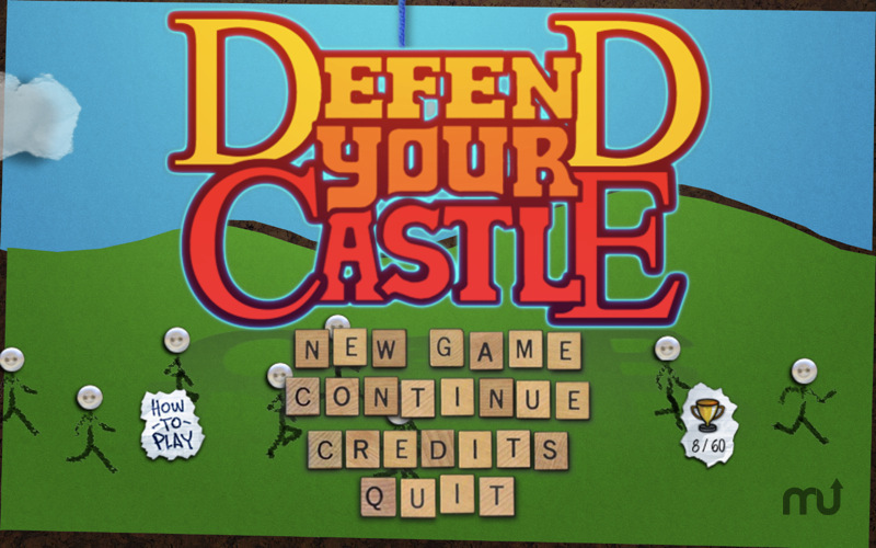 Screenshot 4 for Defend Your Castle