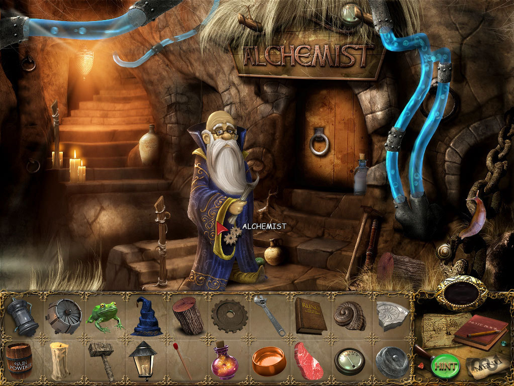 Screenshot 1 for Mortimer Beckett And The Lost King