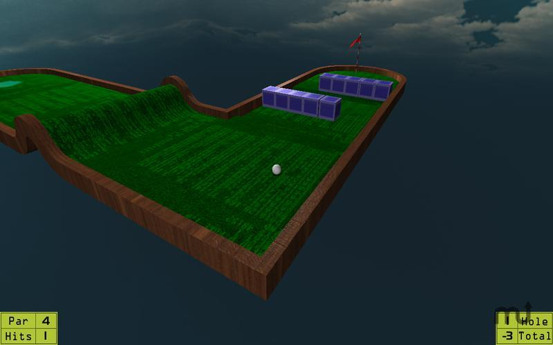 Screenshot 2 for RetroMiniGolf