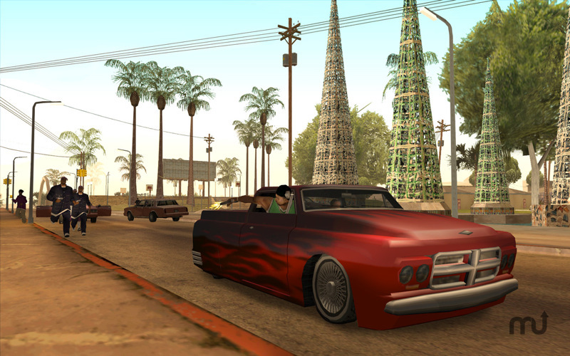 Screenshot 2 for Grand Theft Auto: San Andreas