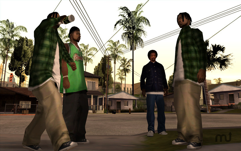 Screenshot 3 for Grand Theft Auto: San Andreas