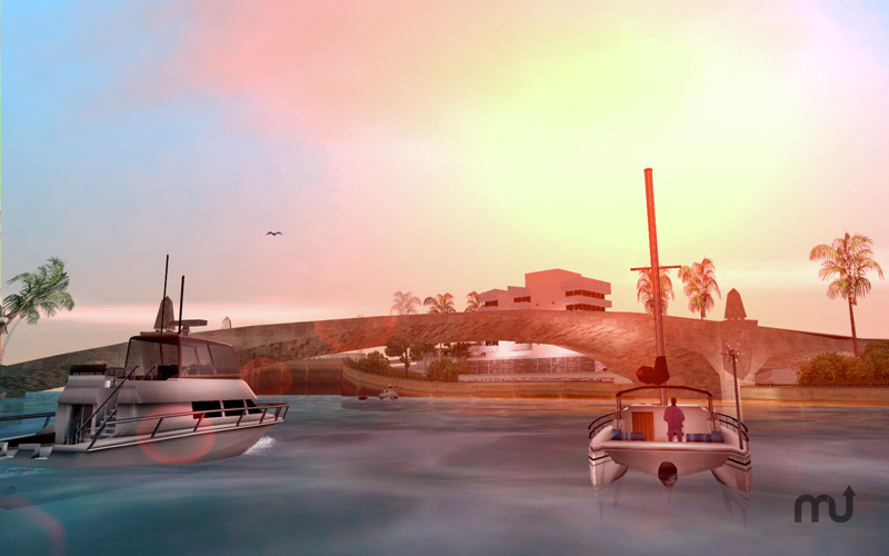Screenshot 2 for Grand Theft Auto: Vice City