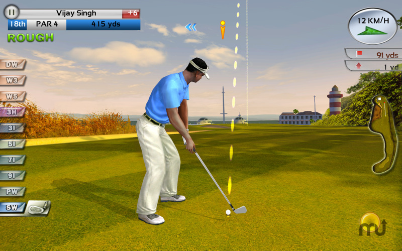 Screenshot 1 for Real Golf 2011