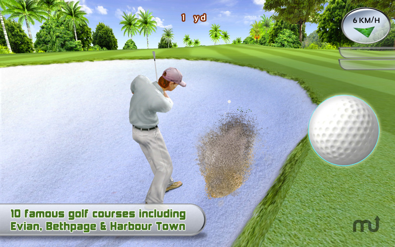 Screenshot 2 for Real Golf 2011