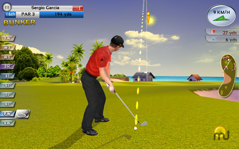 Screenshot 4 for Real Golf 2011