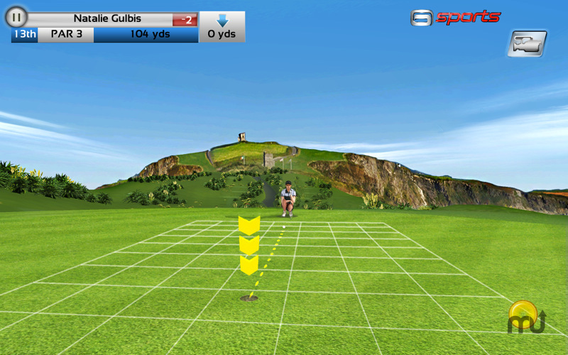 Screenshot 5 for Real Golf 2011