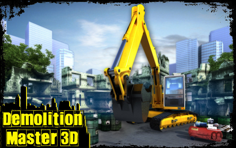 Screenshot 1 for Demolition Master 3D