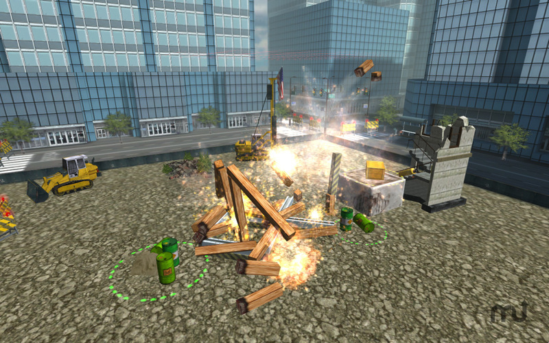 Screenshot 2 for Demolition Master 3D