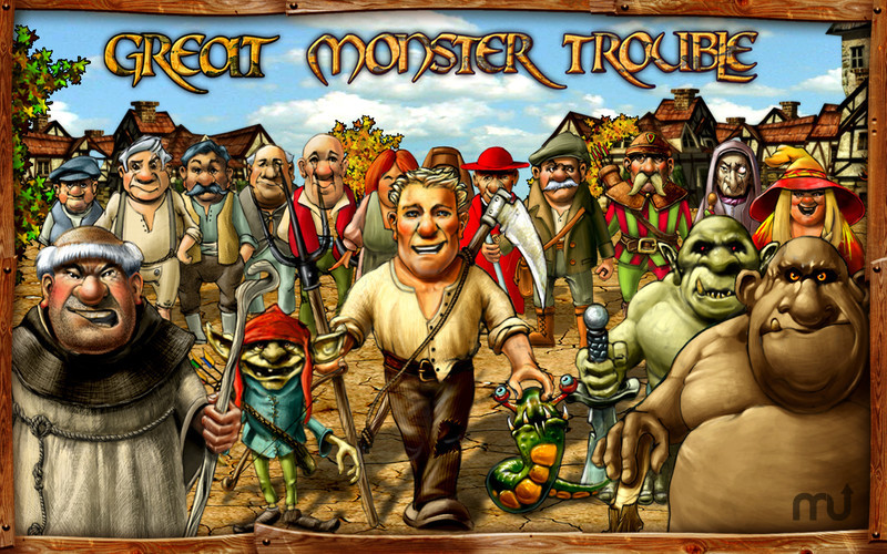 Screenshot 1 for Great Monster Trouble