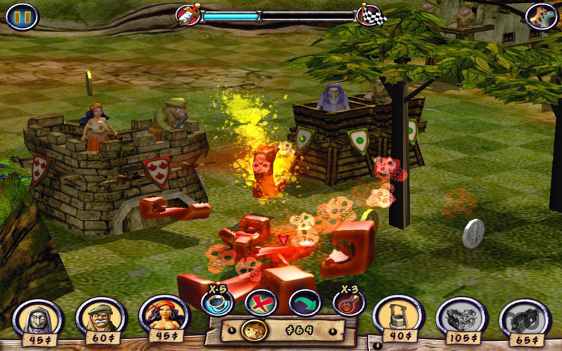 Screenshot 3 for Great Monster Trouble