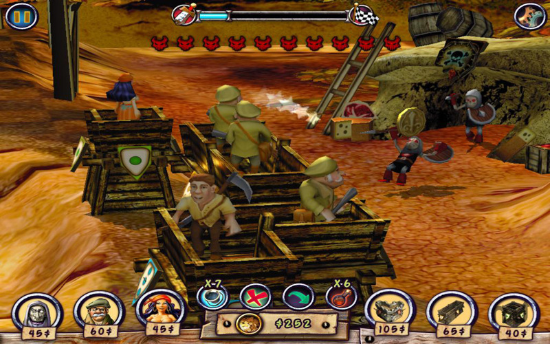 Screenshot 4 for Great Monster Trouble