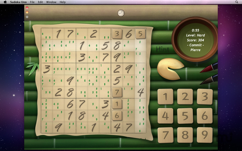Screenshot 1 for Sudoku Uno