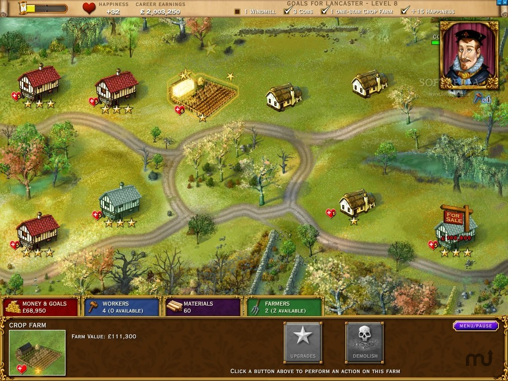 Screenshot 1 for Build-a-lot - Elizabethan Era