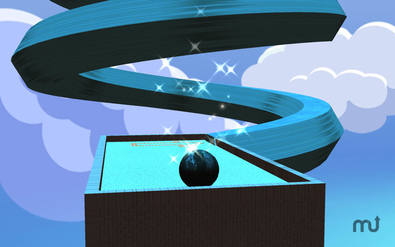 Screenshot 1 for Ball Runner 2