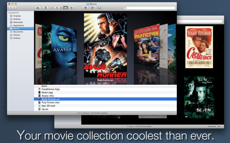 Screenshot 1 for MovieIcon