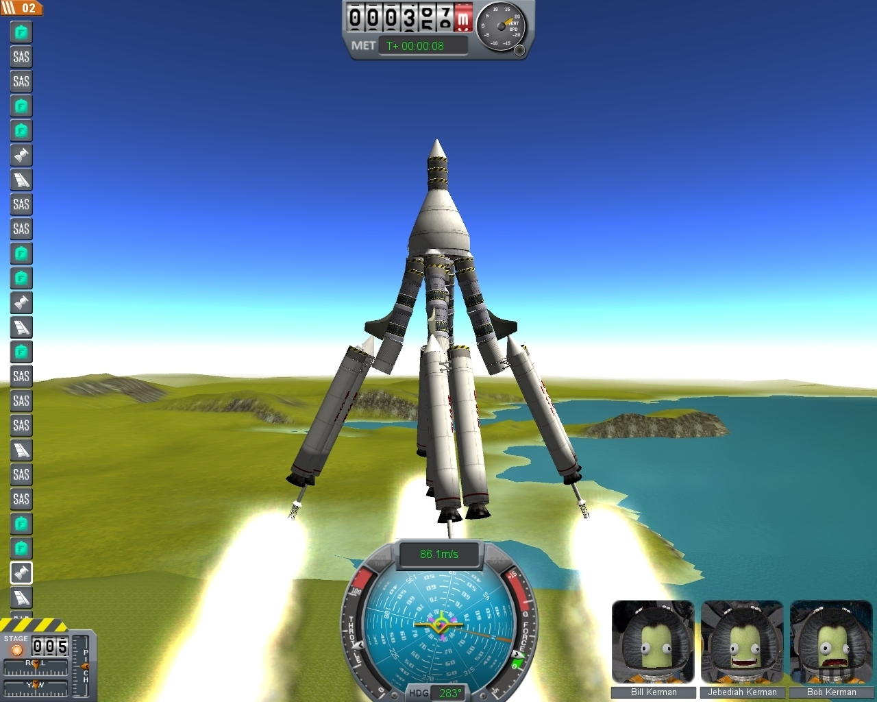 Screenshot 1 for Kerbal Space Program