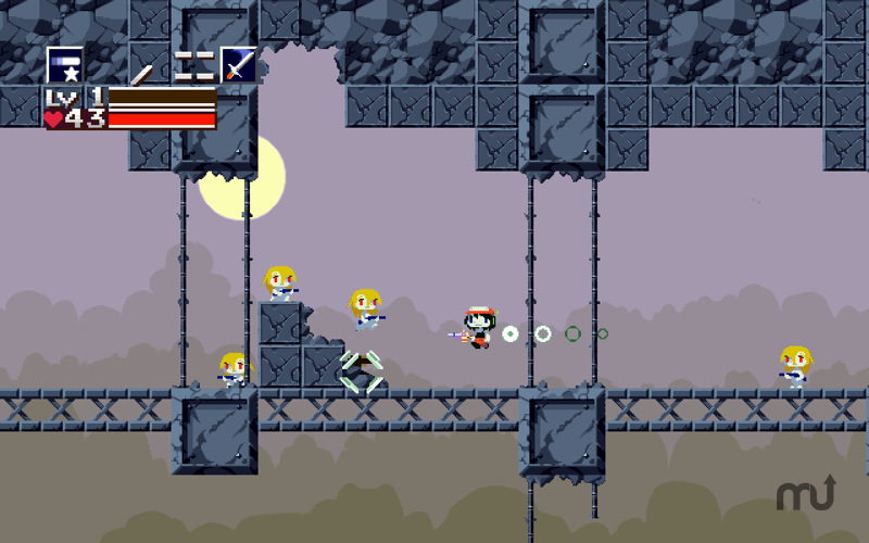 Screenshot 1 for Cave Story+