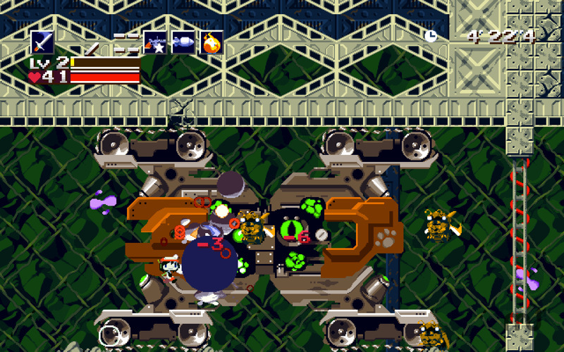 Screenshot 3 for Cave Story+