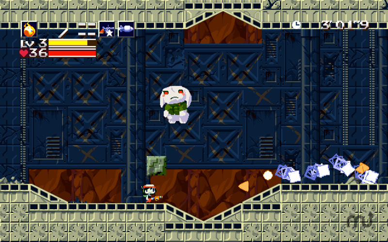 Screenshot 4 for Cave Story+