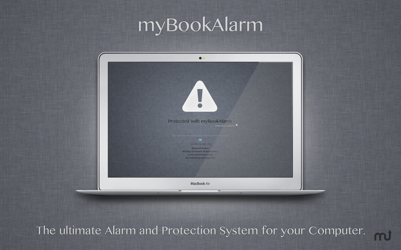 Screenshot 1 for myBookAlarm
