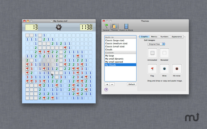 Screenshot 1 for Seagoing Minesweeper