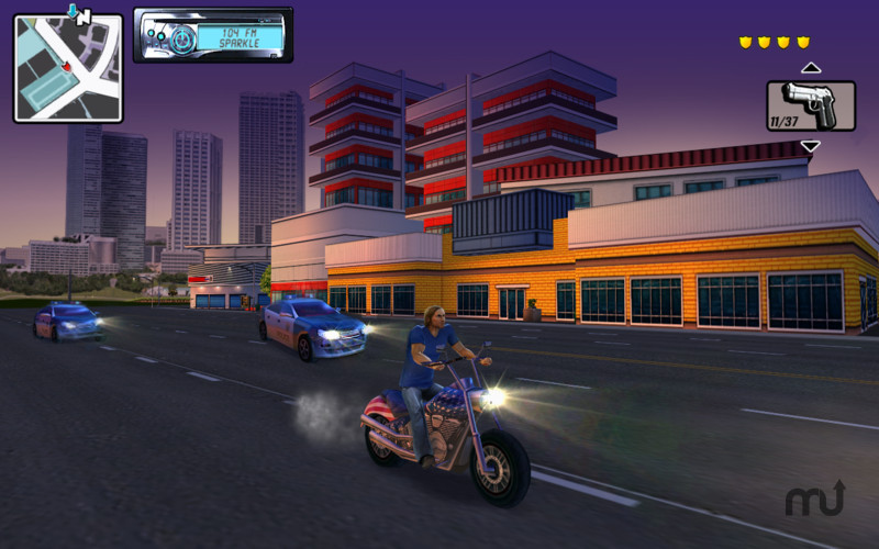 Screenshot 1 for Gangstar: Miami Vindication