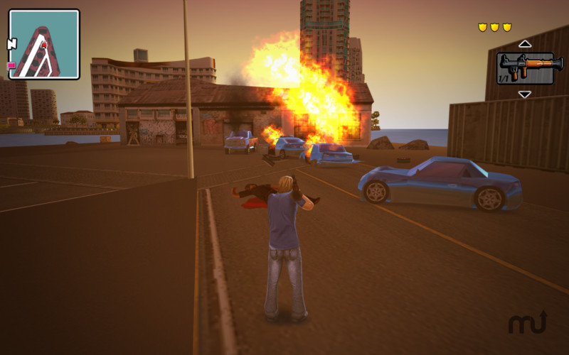 Screenshot 2 for Gangstar: Miami Vindication