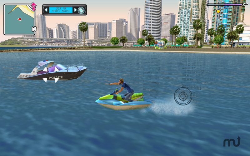 Screenshot 4 for Gangstar: Miami Vindication