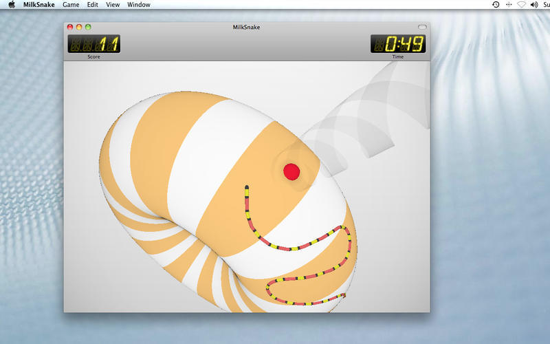 Screenshot 1 for MilkSnake
