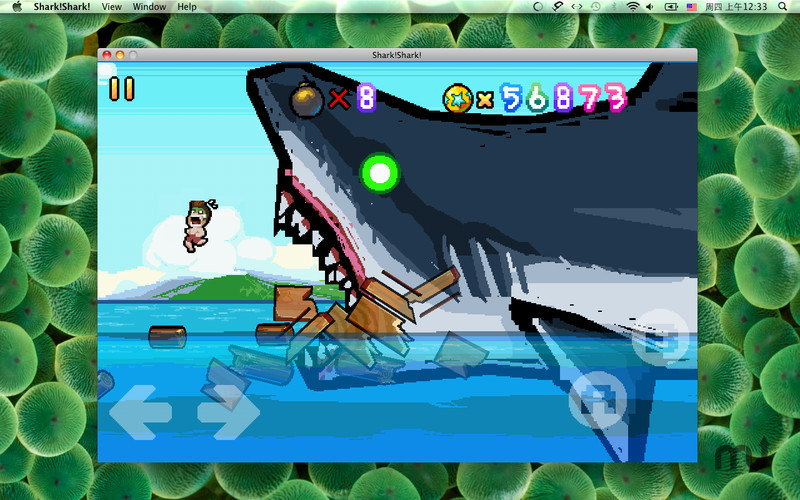 Screenshot 3 for Shark! Shark!