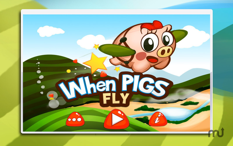 Screenshot 1 for When Pigs Fly