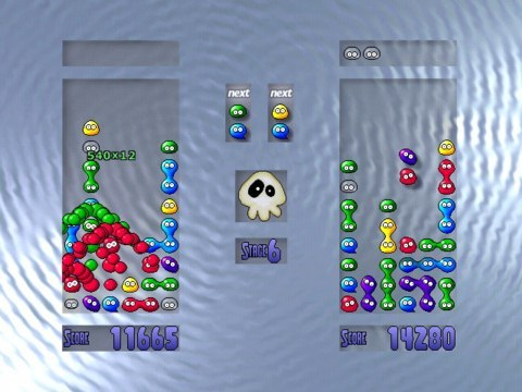 Screenshot 1 for Candy Crisis