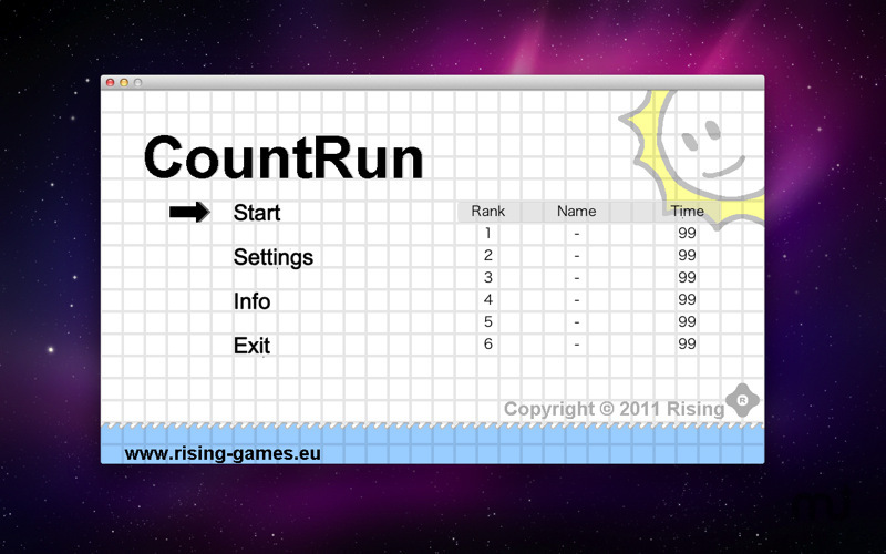 Screenshot 2 for Count Run
