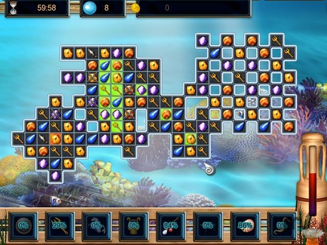 Screenshot 1 for The Legend Of Atlantis