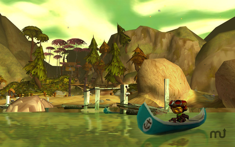 Screenshot 5 for Psychonauts