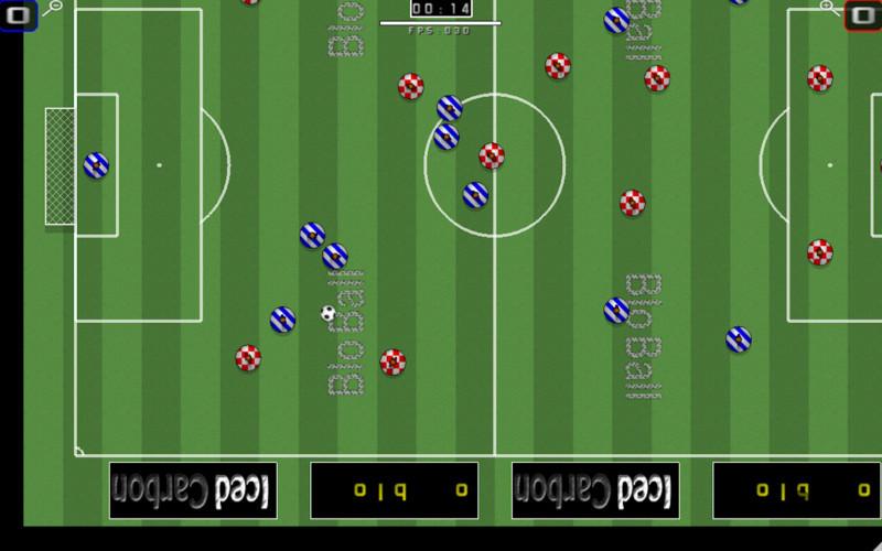 Screenshot 1 for Blo-Ball Soccer