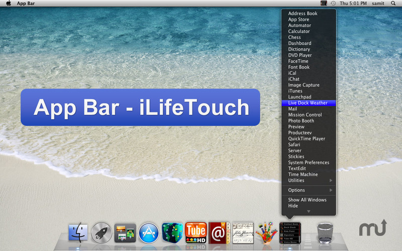 Screenshot 2 for App Bar