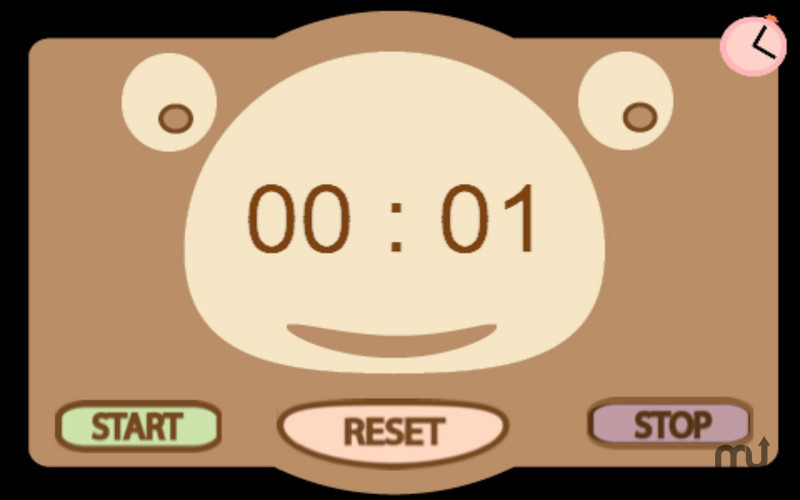 Screenshot 2 for Homework Stopwatch