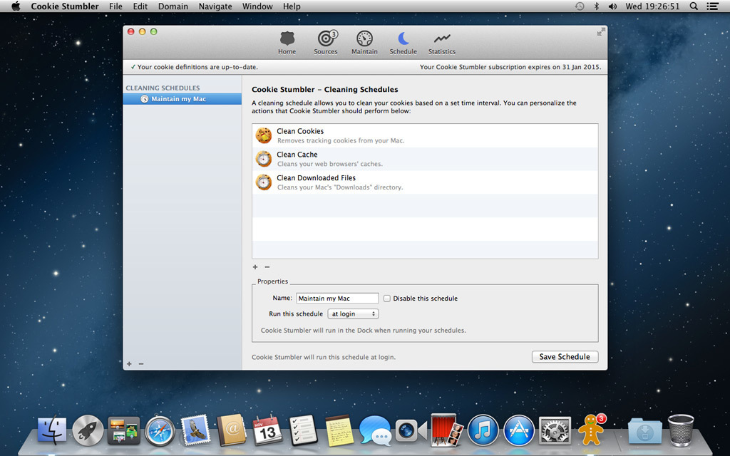Screenshot 3 for Cookie Stumbler (5 Macs)