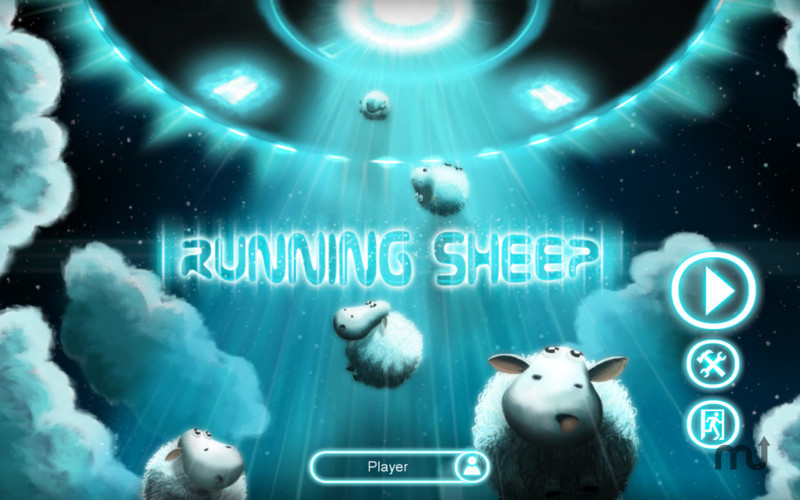 Screenshot 1 for Running Sheep
