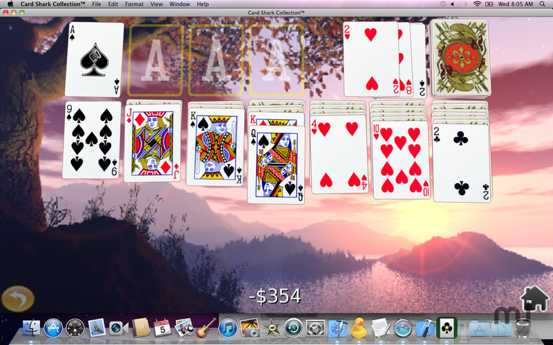 Screenshot 2 for Card Shark Collection
