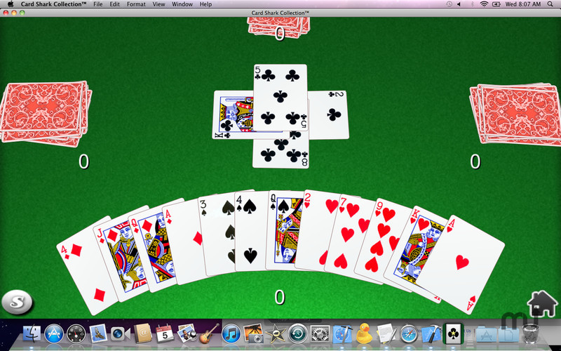Screenshot 3 for Card Shark Collection