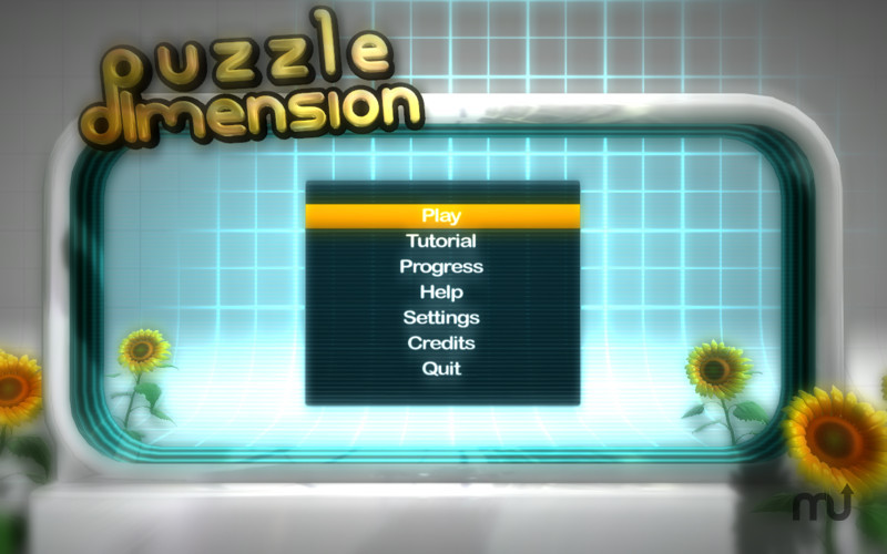 Screenshot 1 for Puzzle Dimension