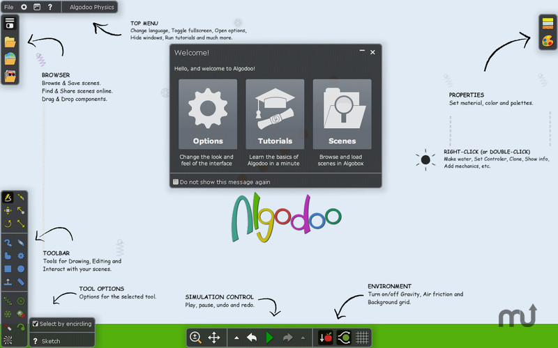 Screenshot 5 for Algodoo Physics