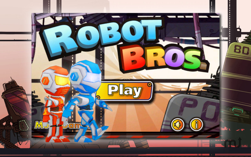 Screenshot 2 for Robot Bros