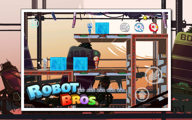 Screenshot 3 for Robot Bros