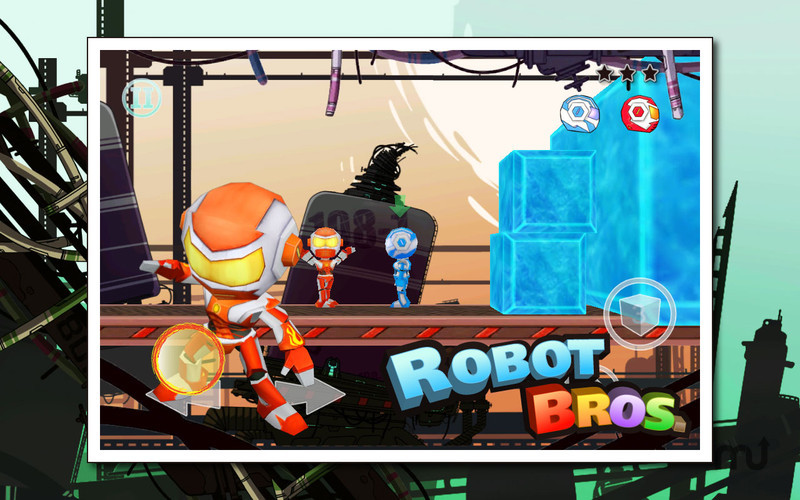 Screenshot 4 for Robot Bros